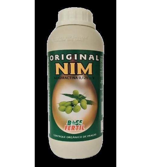 Óleo de Neem Nim PURO ORIGINAL NIM Emulsificado 1 Litro