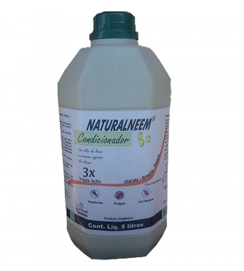 Condicionador Naturalneem com óleo de Neem Nim 5 Litros