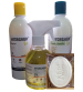 Kit Naturalneem com Shampoo Condicionador Colônia 250 ml e Sabonete Neem Nim