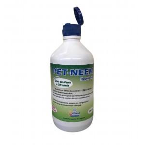 Pet Neem Repelente Spray Com Óleo De Neem e Citronela 250 ml
